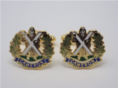 CAMERON HIGHLANDERS CUFF LINKS